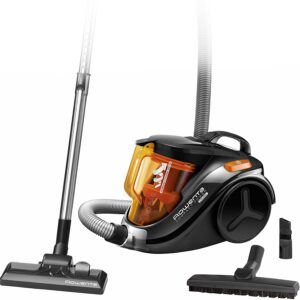 Best cheap vacuum cleaner: Rowenta Compact Power Cyclonic