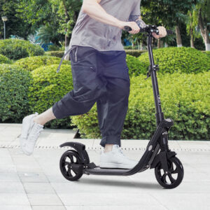 HomCom Folding Scooter