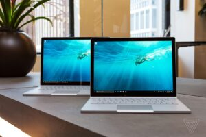 MICROSOFT SURFACE BOOK 2 - CONVERTIBLE LAPTOP