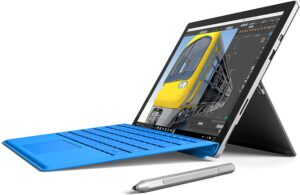 MICROSOFT SURFACE PRO 4 - 12.3 TABLET