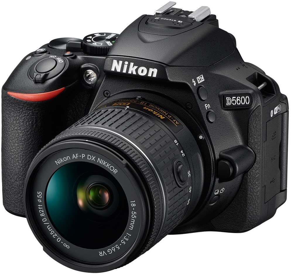 Nikon D5600 Best Cheap SLR Cameras
