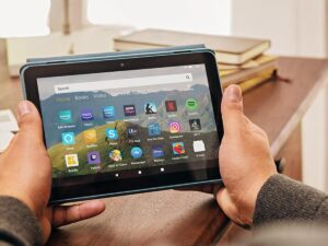 TABLET AMAZON FIRE HD 8 INCHES