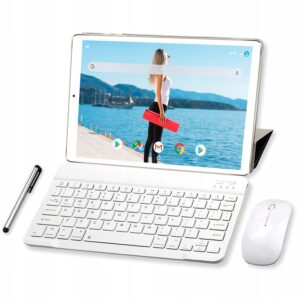 YOTOPT 10 INCH TABLET WITH COMPUTER KEYBOARD