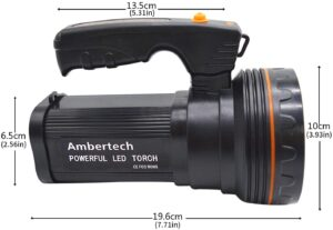 Ambertech Rechargeable 7000 LM