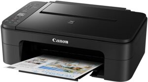 CANON PIXMA TS3150 - MULTIFUNCTIONAL PRINTER, TWO-SIDED PRINTING WITH MANUAL OPERATION, BLACK