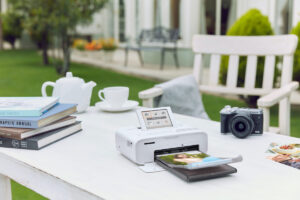 CANON SELPHY CP1300 - WIRELESS PHOTO PRINTER