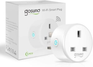 GOSUND - DOUBLE SMART PLUG