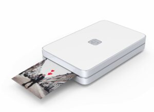 LIFEPRINT INSTANT 2X3 CAMERA PRINTER FOR IPHONE (WHITE)