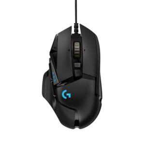 LOGITECH G502 HERO GAMING MOUSE WITH SENSOR