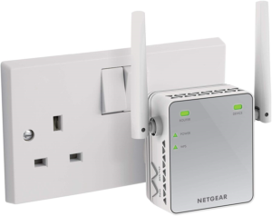 NETGEAR WIFI REPEATER EX2700