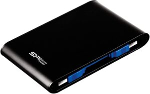 SILICON POWER ARMOR A80 - EXTERNAL HARD DRIVE (500 GB, 2.5