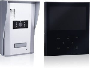 SMARTWARES VD36W VIDEO INTERCOM SYSTEM