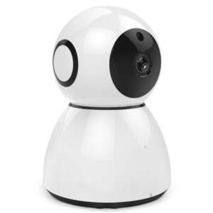 SPHERICAL IP CAMERA WITH 1080P WIFI