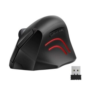 TECKNET VERTICAL MOUSE, WIRELESS ERGONOMIC MOUSE 2000 DPI