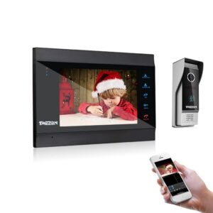 TMEZON 10 INCH WIRELESS TOUCH SCREEN / WIFI IP