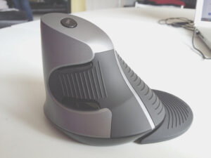 ZELESOURIS - WIRELESS VERTICAL ERGONOMIC MOUSE