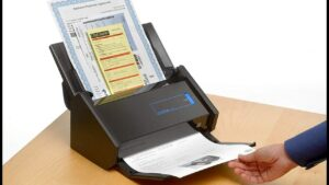 the best document scanner on the market