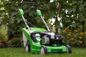 Advantages of using a lawn mower