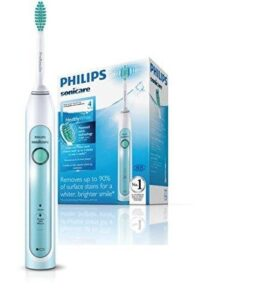Philips HX6711 / 02 - white and healthy smile