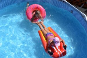 Regulations for the installation and use of swimming pools
